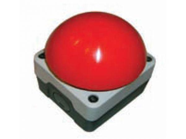 Пульт управления с аварийной кнопкой 72 мм P1C400E-72 EMAS
