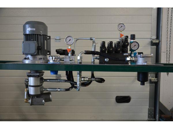 Модернизация и Проектирование гидроприводов