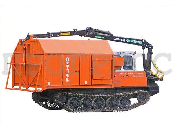 Агрегат передвижной сварочный МСН-10 АПС «СИНТЕЗ»