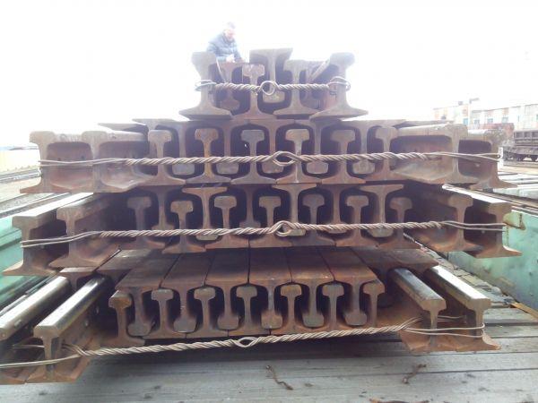 Рельсы Р-65, Т1, L 25 метров, С/Г 27000 руб/т на сцепе