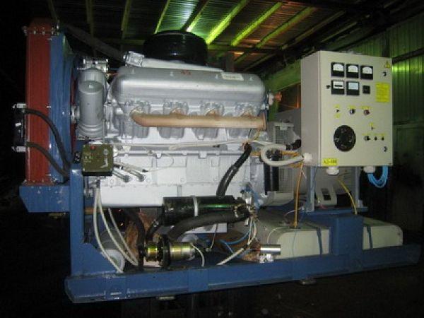 (ДГУ 100 кВт) Дизель-генератор АД100, АД100-Т400-1Р, АД100-Т400-2Р