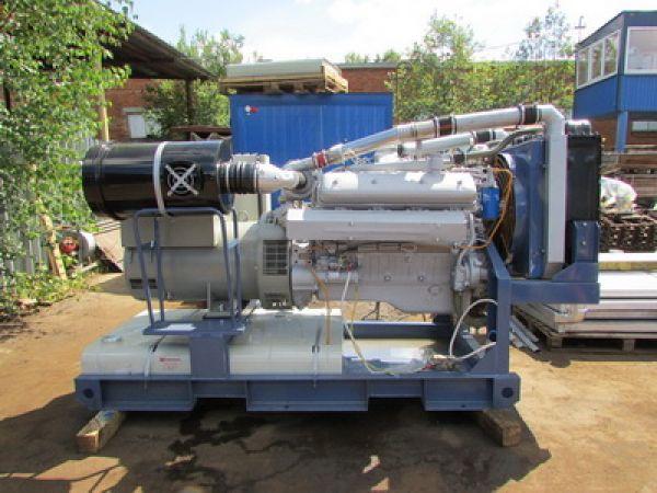 ДГУ 200 кВт | Дизель-генератор АД200 | АД200-Т400-1Р | АД200-Т400-2Р