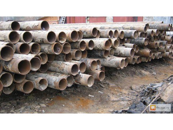 Демонтаж трубопровода из полиэтиленовых труб