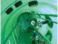 Стальные лестницы-стремянки для колодцев