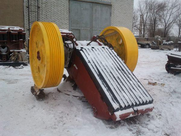 Щековая дробилка смд в Заречный завод горного машиностроения в Юбилейный