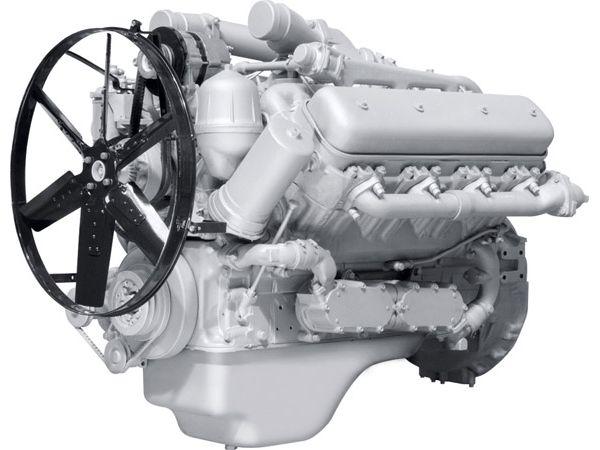 Двигатель ЯМЗ 7511 на Полесье от официального поставщика завода ЯМЗ
