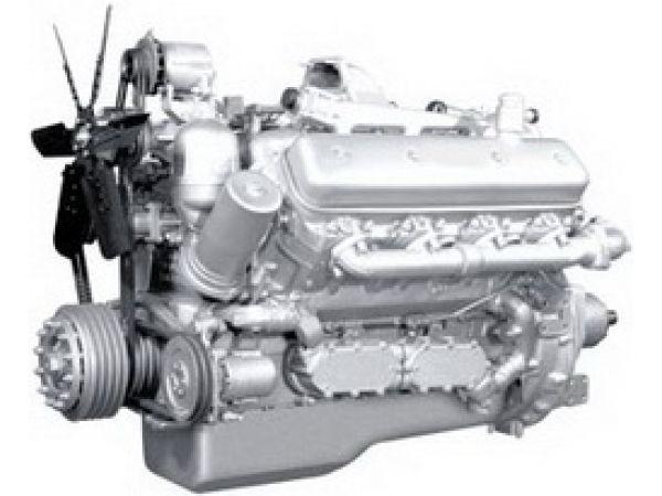 Двигатель ЯМЗ 238 взамен Mercedes(Мерседес) на К-744Р3 от официального