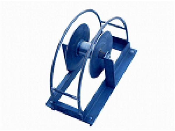 РП-150-200М1 - Кабельный ролик линейный (прямой). Ролик для монтажа