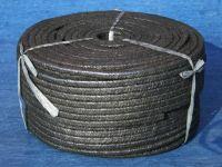 Набивка АФТ 4-50 мм асбестовая плетеная фторопластовой суспензией