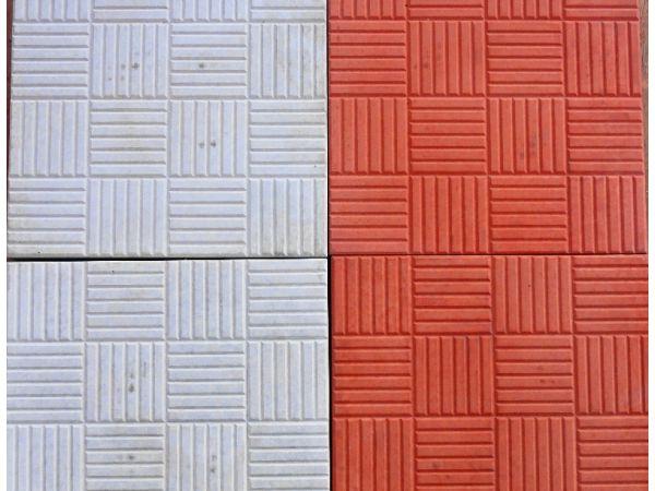Тротуарная плитка Паркет 300х300х30 в Москве и Подмосковье