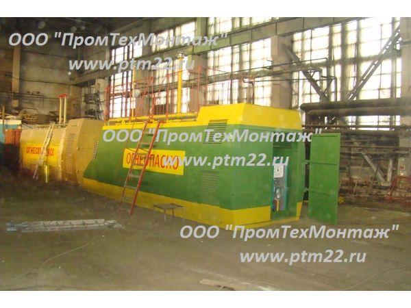 Изготавливаем: контейнерная азс, блочно-модульная насосная станция