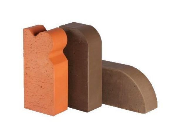 Кирпич печной, полнотелый Lode (Лоде)для отделки печей и каминов