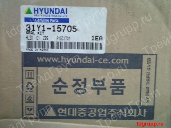 31Y1-15705 ремкомплект гидроцилиндра ковша Hyundai R210LC-7