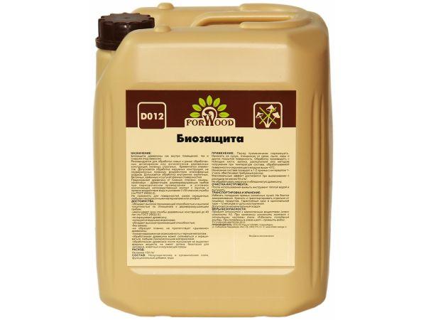Forwood биозащита D-012