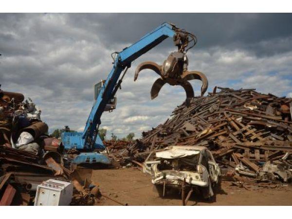 Демонтаж металлоконструкций в Долгопрудный черный лом в Волоколамск