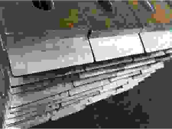 Прижимные планки Упорные П1У1. Накладки РС3. ГОСТ 24741-81. Производим