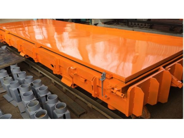 Металлоформы ПАГ/ПДН. Вибро-термо-стенды. 3 плиты/сутки
