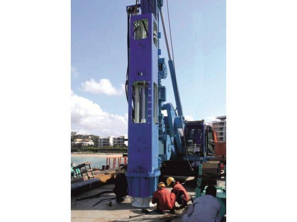 Гидромолот Azimut HH5 сваи/трубы (удар 5 тн)