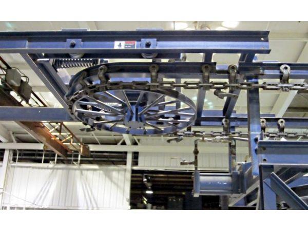 каретка гн100, конвейерное оборудование