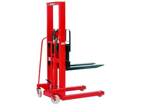 Штабелер ручной гидравлический SDF 1025 г/п 1т в/п 2,5м