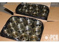 Изготовление гайки ГОСТ 5918-73, ГОСТ 5919-73, прорезная, корончатая
