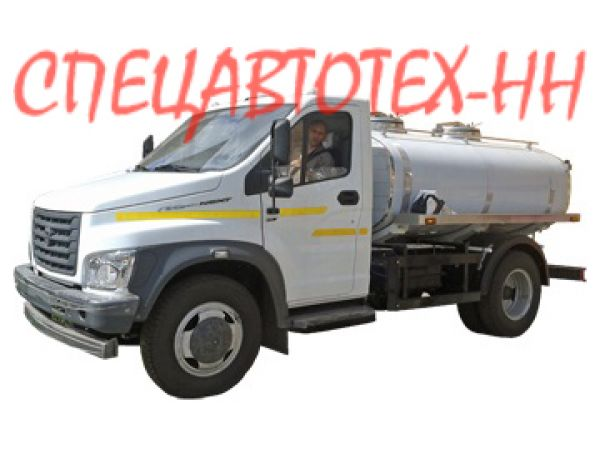 ГАЗ-C41R13 Газон NEXT автоцистерна молоковоз