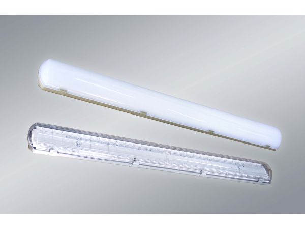 Светодиодный светильник FAROS FI 135 40LED 0.3А 40W 5000К матовый
