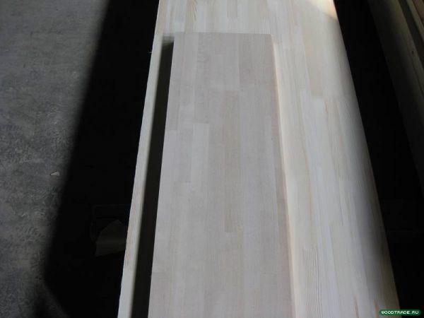 Купить мебельный щит из сосны - цена 43000 - 173000 руб