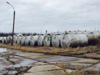 Емкости металлические б/у резервуары 25м3, 50м3