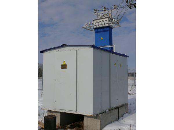 Киосковая трасформаторная подстанция ктпк-т(п) от 25-1000 ква цена 20000000 руб, купить в ижевске