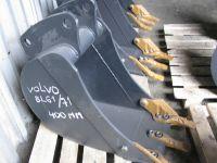 Ковш Volvo BL61 BL71 для траншеи шириной 400 мм