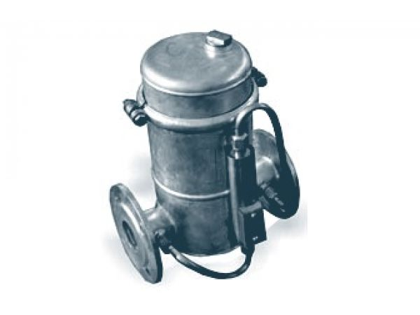 Фильтр-газоотделитель ФГУ-65-1,6 Ду 65 Ру 16, 100 мкм