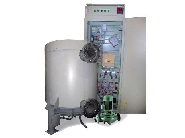 электрический высоковольтный котел водогрейный ЭВКВ