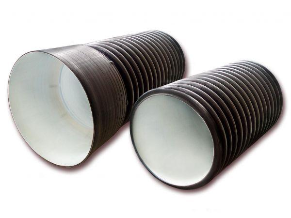 МАГНУМ гофрированная двухслойная канализационная труба