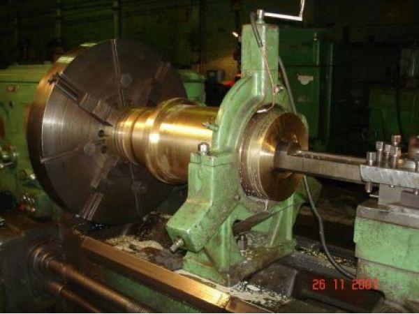 применение цветных металлов для гребных винтов