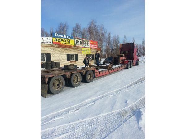Перевозка различных грузов автотранспортом по регионам РФ