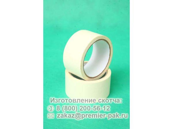 Малярный скотч / бумажная клейкая лента (КРЕПП)