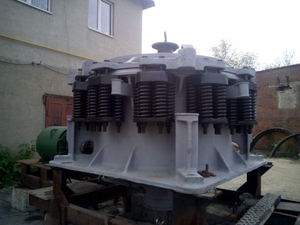 Производство Конусной дробилки КМД-1200 Тонкого дробления