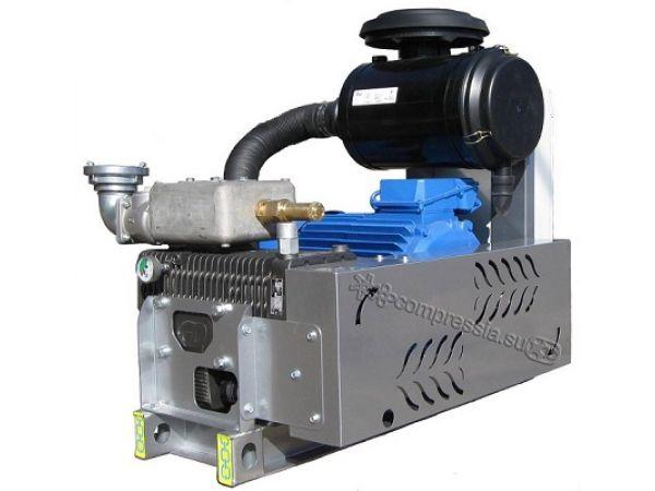 Bulkline 1000 - компрессорный агрегат с 55 кВт