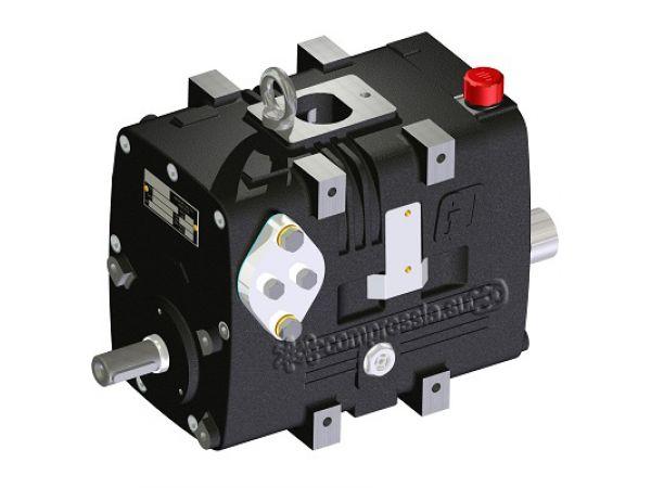 Винтовой компрессор сухого сжатия GD SC200