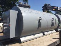 Мини азс, топливный модуль 4м3