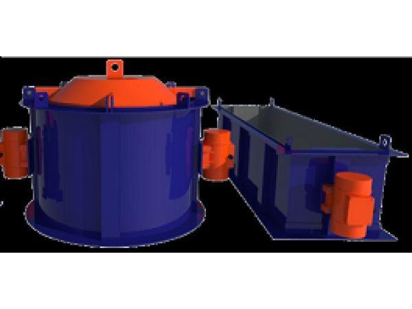 Виброформы и металлоформы для бетонных изделий
