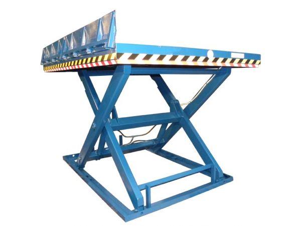 Гидравлические ножничные подъемные столы