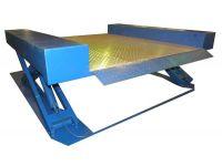 Низкоплатформенные подъемные столы