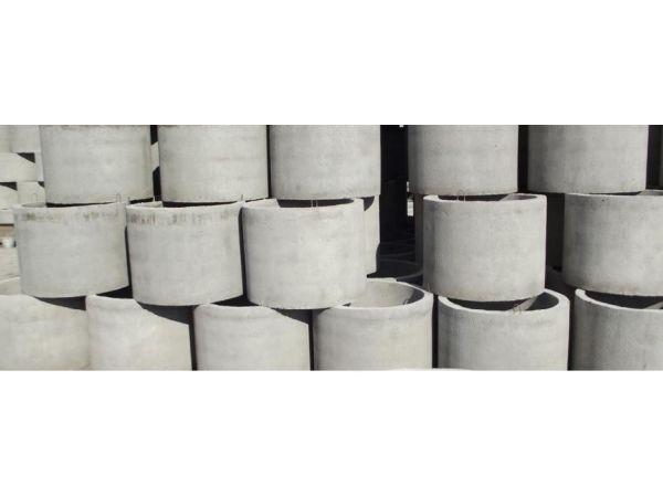 бетонные кольца, крышки и днища для колодца