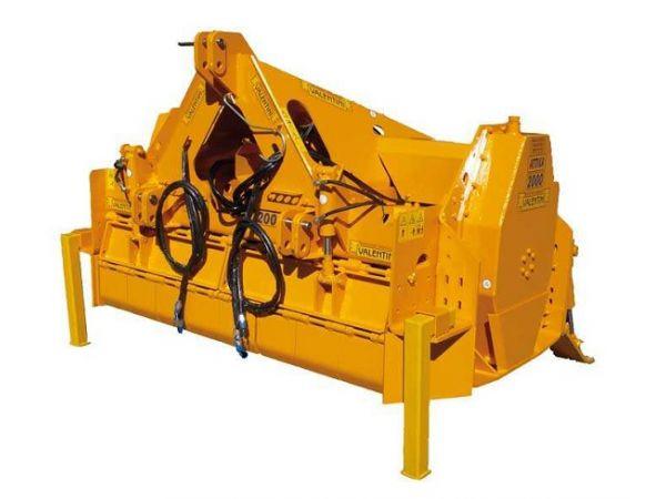 Ротоватор (камнедробилка)  на трактор Valentini FA-L/N/MLL - ATILLA