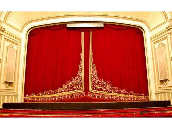 пошив любых штор, театральных штор,  ламбрекенов