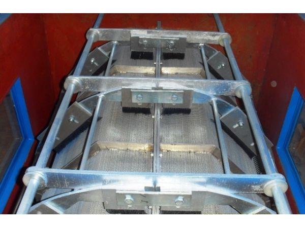 Машина обезвоживания, центрифуга для пленки