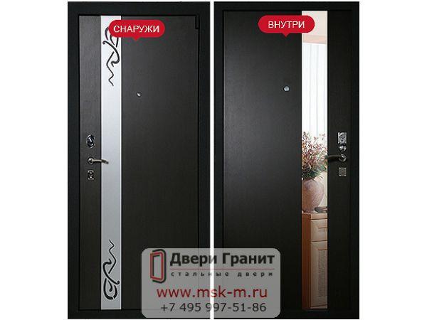 недорогая металлическая дверь от изготовителя