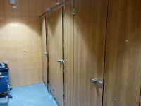 Фурнитура монтажная сантехническая для туалетных кабинок и перегородок
